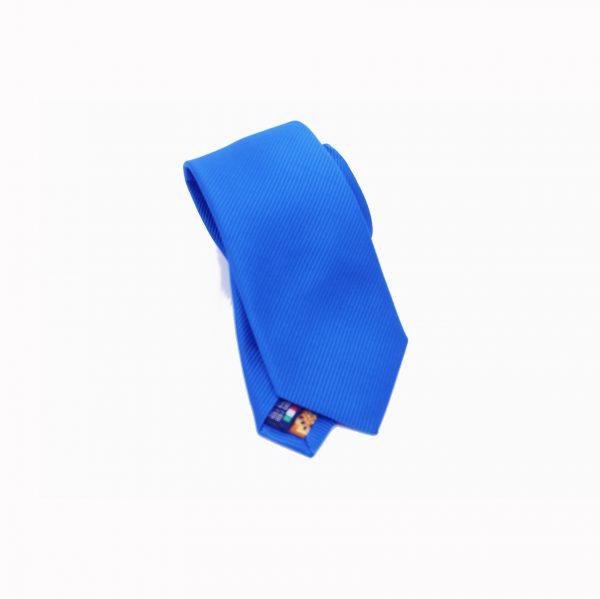 cravatta blu capri